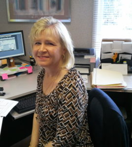 Office Manager Sharon