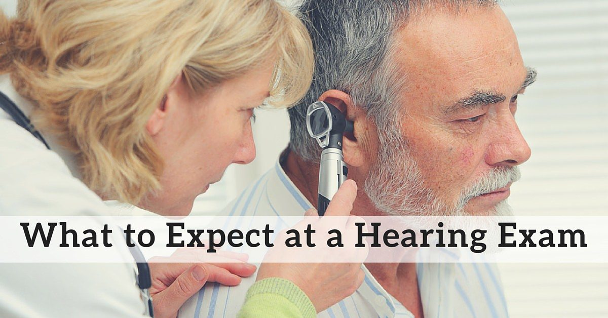 Hear Care RI - What to Expect at a Hearing Exam