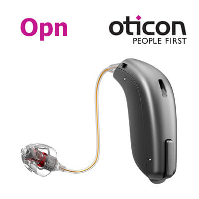 new oticon opn