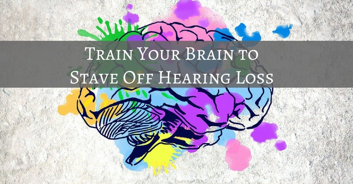 THearCare RI - rain Your Brain to Stave Off Hearing Loss