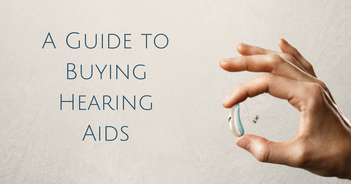 Buying Hearing Aids
